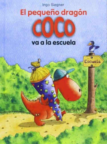El Pequeño Dragón. Coco Va A La Escuela: 14