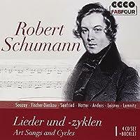 Schumann: Art Songs & Cycles