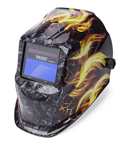 Lincoln Electric VIKING 1740 Ignition Auto Darkening Welding Helmet K4375-2