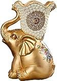 Jarrón de Elefante YSDHE, florero de Escritorio, Adorno Moderno para Sala de Estar, florero seco, arreglo Floral