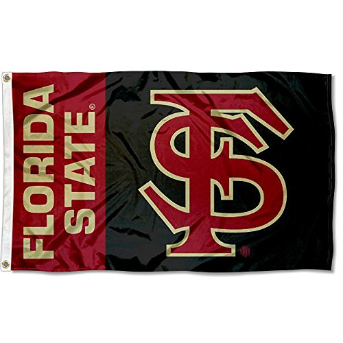 College Flags & Banners Co. FSU Seminoles Flag Large 3x5