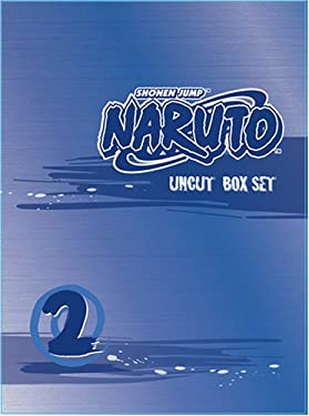 Naruto Uncut Boxed Set, Volume 2 (Special Edition)