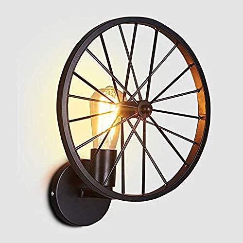 Meixian Wandlamp, creatieve persoonlijkheid, retro loft fiets, licht, restaurant, bar, slaapkamer, veranda, magazijn, café, trap, wandlamp, eenvoudig retro