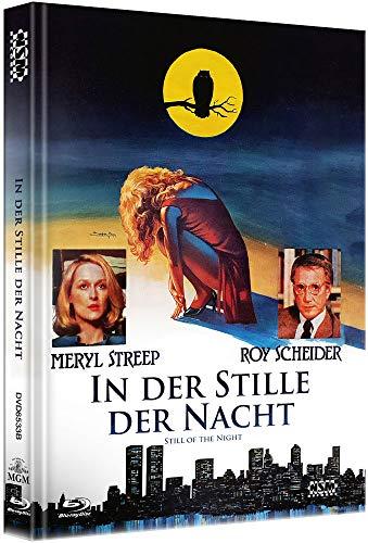 In der Stille der Nacht [Blu-Ray+DVD] - uncut - limitiertes Mediabook Cover B