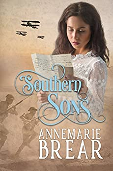 Southern Sons by [AnneMarie Brear]