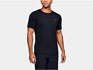 Under Armour Rush HeatGear Fitted Short-Sleeve, Camicia a Manica Corta Uomo