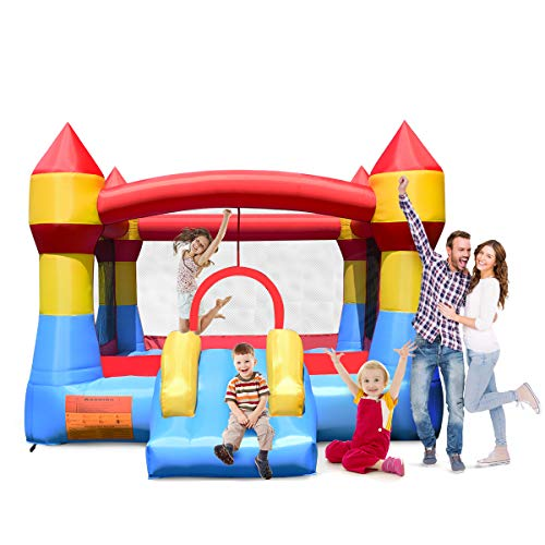 Product Image of the Costzon Inflatable Bounce House