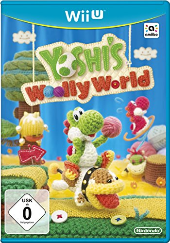 Yoshi's Woolly World Standard Edition - [Wii U]