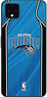 Skinit Decal Phone Skin for Google Pixel 4 XL - Officially Licensed NBA Orlando Magic Jersey Design