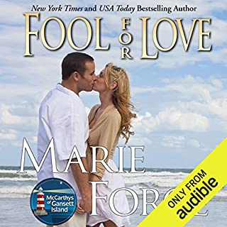 Fool for Love     Gansett Island Series, Book 2              Auteur(s):                                                                                                                                 Marie Force                               Narrateur(s):                                                                                                                                 Holly Fielding                      Durée: 6 h et 29 min     Pas de évaluations     Au global 0,0