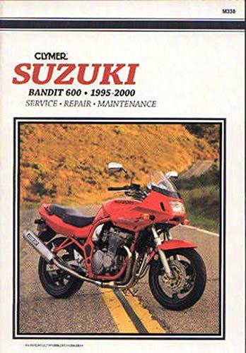 Clymer Suzuki Bandit 600, 1995-2000