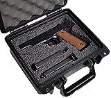 Case Club Single Pistol Pre-Cut Waterproof Case