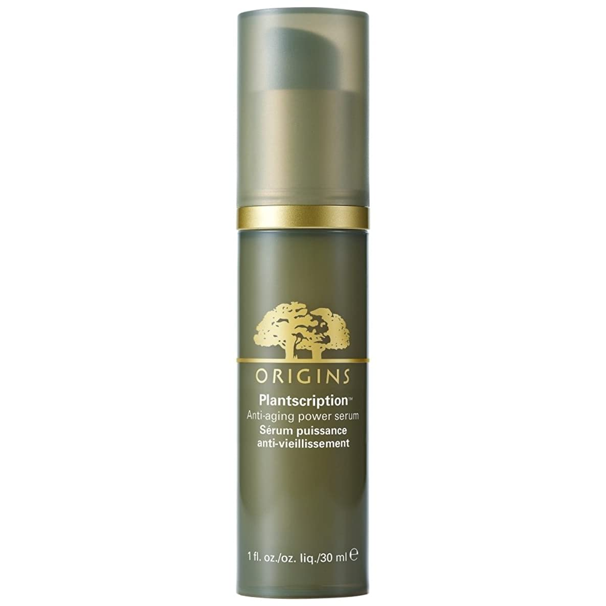 起源Plantscription?血清50ミリリットル (Origins) (x2) - Origins Plantscription? Serum 50ml (Pack of 2) [並行輸入品]