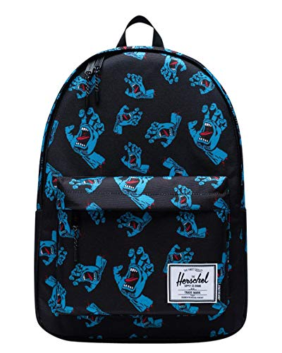 Mochila Herschel Santa Cruz Classic X-Large Azul Sin Talla