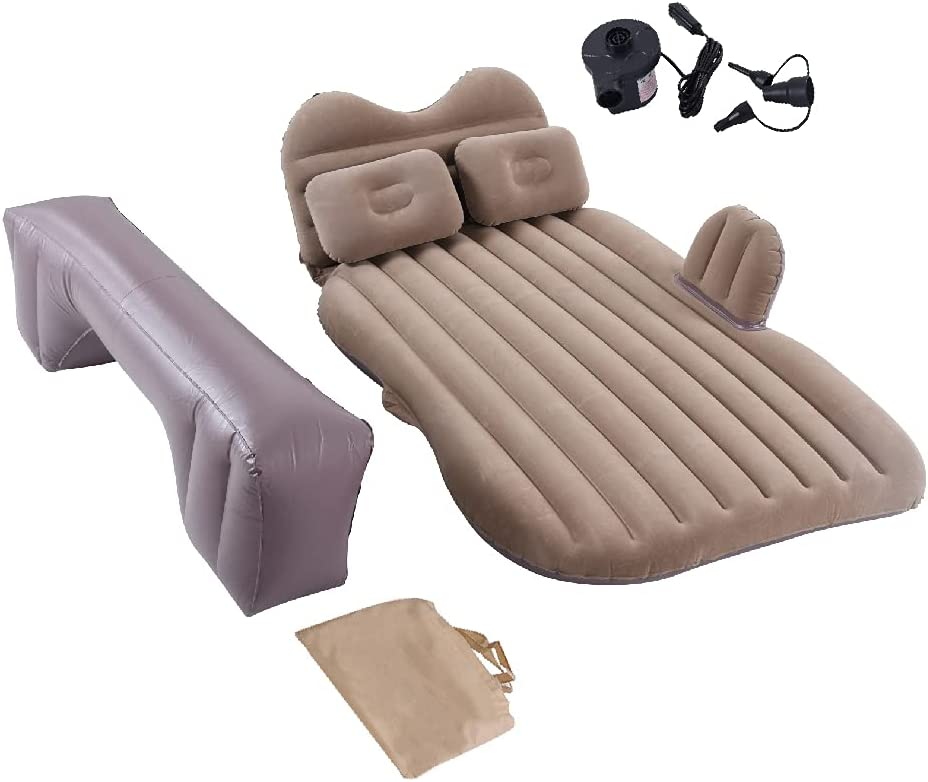 Inflatable Car Mattress Bed Recommendation Seat Air Clearance SALE Limited time Back for