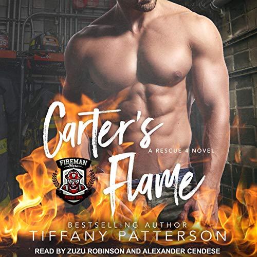 Carter's Flame: A Rescue 4 Novel: Rescue Four Series, Book 2
