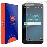 Skinomi Matte Screen Protector Compatible with Motorola Droid Turbo 2 Anti-Glare Matte Skin TPU Anti-Bubble Film