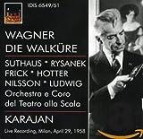 La Walkiria (Von Karajan) - 3 Cd