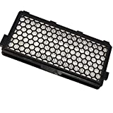 HQRP Active HEPA Filter Compatible with Miele Pisces S5281 / Neptune Canister Vacuum Cleaners Plus Coaster