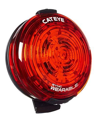CatEye LUZ Seguridad Sync Wearable Accesorios De Faros/Pilotos Ciclismo, Adultos Unisex, Multicolor...