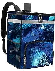 YummyRun デリバリーバッグ [デリバリー配達員のために本気で考えて作られたバッグ] ウーバー 配達用 保冷 保温 防水 海外アーティストモデル