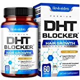 Restoriden DHT Blocker Hair Loss Supplement - Supports Healthy Hair Growth - Helps Stimulate New...