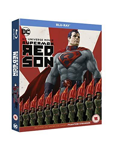 Superman: Red Son [Blu-ray] [2020] [2019] [Region Free]
