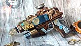 Steampunk ray gun cosplay Victorian costume accessory