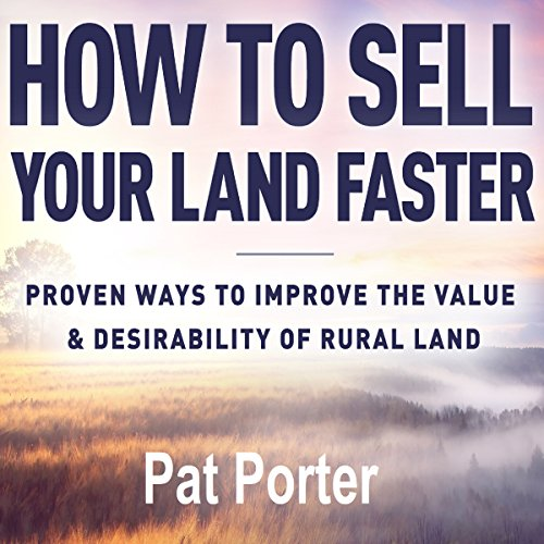 How to Sell Your Land Faster audiobook cover art