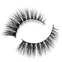 LUXURY FALSE EYELASHES: Flawlessly Blend In With Your Natural Lashes | Adds The Perfect Amount Of Insta Worthy Length, Volume, & Fullness | Elevate Your Look To The Next Level Of Glam | Perfect Addition To Your Makeup Routine WEAR LASHES MULTIPLE TIM...
