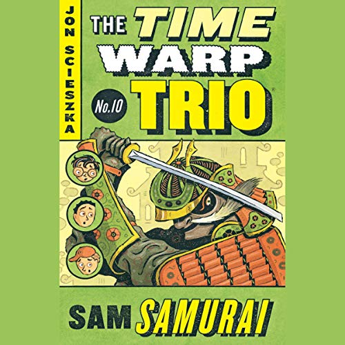Sam Samurai cover art