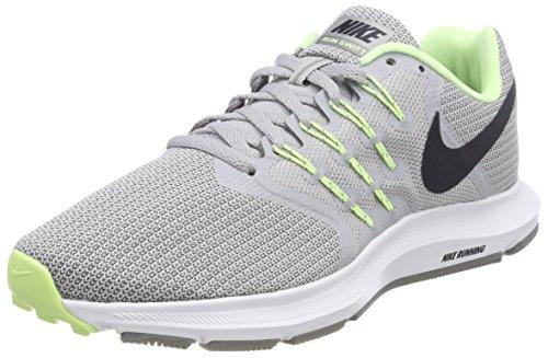 Nike Run Swift, Zapatillas de Running para Hombre, Gris (Wolf Grey/Dark Obsidian/Cool G 008), 48.5 EU