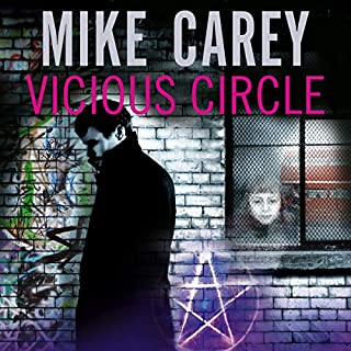 Vicious Circle     Felix Castor, Book 2              By:                                                                                                                                 Mike Carey                               Narrated by:                                                                                                                                 Michael Kramer                      Length: 16 hrs and 18 mins     9 ratings     Overall 4.3