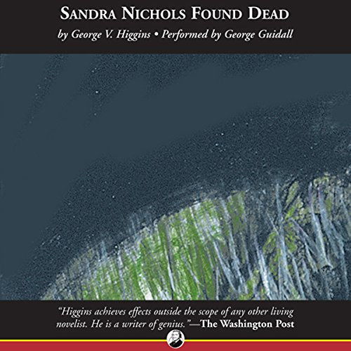 Sandra Nichols Found Dead audiobook cover art