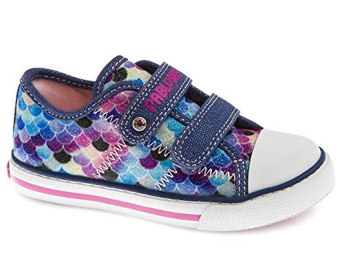 Zapatillas De Lona Niña Pablosky Azul 962721