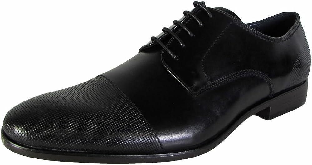 Steve Madden Mens P-Quartz Oxford Dress Shoes