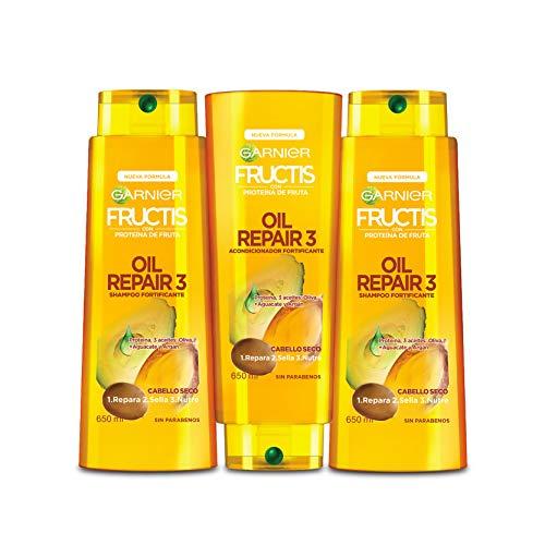 crema para el pelo garnier fructis fabricante Garnier Fructis