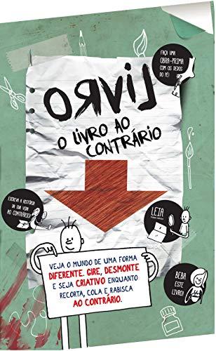 Orvil: o livro ao contrário