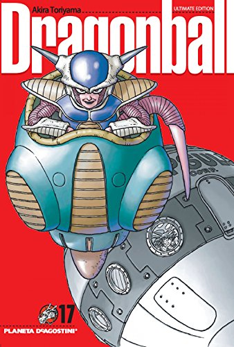 Dragon Ball nº 17/34 (Manga Shonen)
