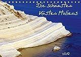 Die schönsten Küsten Italiens (Tischkalender 2017 DIN A5 quer):