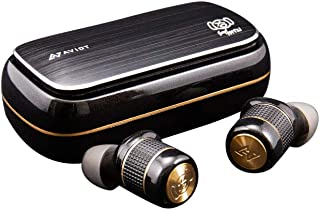 AVIOT×ピエール中野 TE-BD21f-pnk Special Edition 完全ワイヤレスイヤホン Bluetoothイヤホン ボイスアナウンスは花澤香菜 シリコンスト...