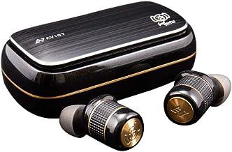 AVIOT×ピエール中野 TE-BD21f-pnk Special Edition 完全ワイヤレスイヤホン Bluetoothイヤホン ボイスアナウンスは花澤香菜 シリコンストラップ SpinFit イヤーピース付属 iPhone アンドロイド SBC AAC aptX 対応