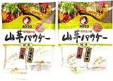 【まとめ買い】オタフク 専門店の味 国産 山芋パウダー (8.5g×2) ×2袋