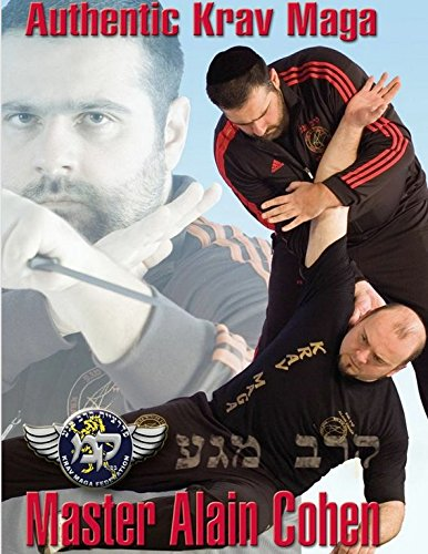 Authentic Krav Maga DVD Alain Cohen