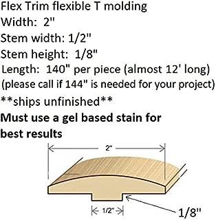 Best flexible flooring trim Reviews