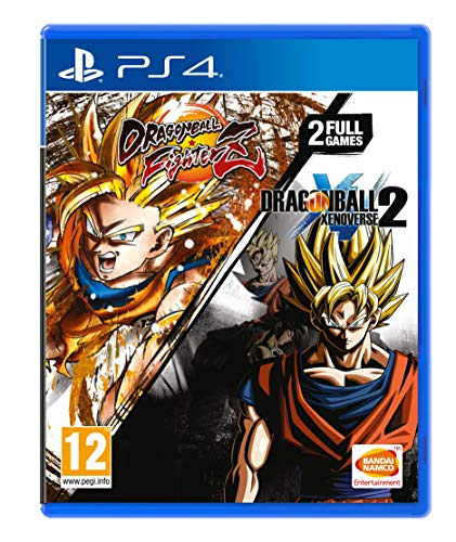 Dragon Ball Fighterz + Dragon Ball Xenoverse 2 Ps4 [ ]