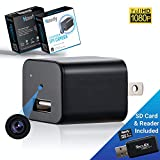 Mini HD Wireless Hidden Camera - Magnetic Feature for Easy...