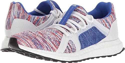 adidas Women's Ultraboost Parley by Stella McCartney - Color: Blue/Core White (Regular Width) - Size: 5