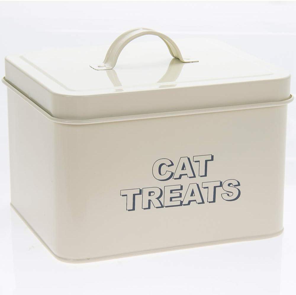 Crema de esta/ño 20 cm de alto Lesser /& Pavey Sweet Home Cat Treats