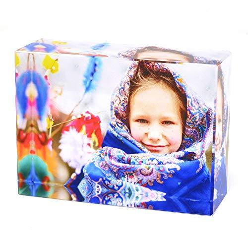 MyPrezzie Glasfoto in Farbe - Fotogeschenk aus Glas mit Dein Foto (60 x 80 mm (Quer))